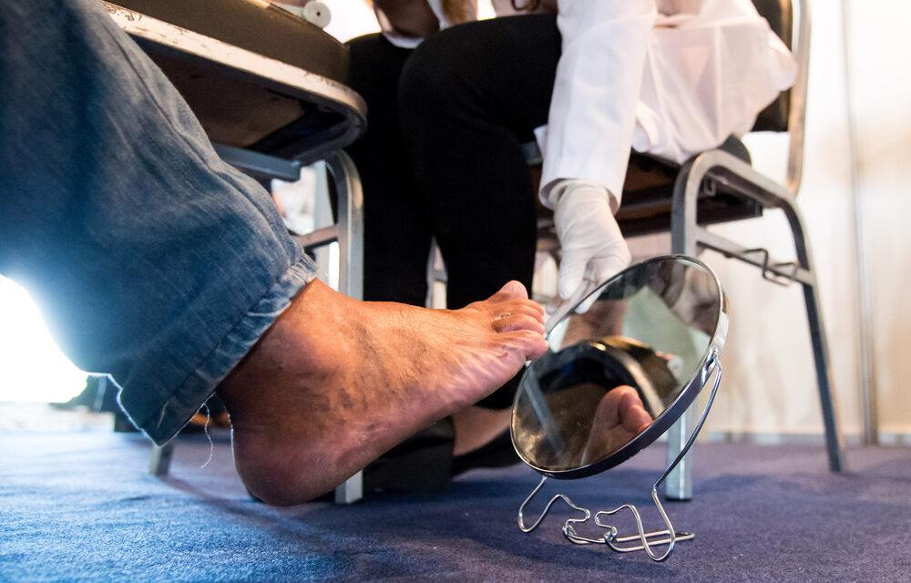 PRP Treatment of Diabetic Foot Ulcers