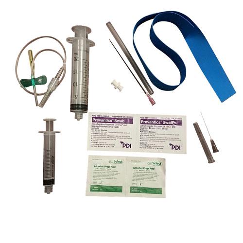 PRP Procedure Supplies